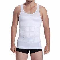 Musculosa Camiseta Faja Reductora Modeladora Masculina