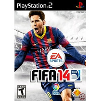 Patch Fifa 14 Compra Jogo De Ps 2 Playstation2 Playstation 2