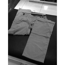 Pantalones Desmontables Mountain Gear C/ Filtro 12 X $133
