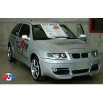 Parrilla Tipo Bmw Pointer 2000-2005