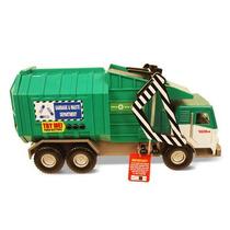 Juguete Camión De Basura Tonka Verde