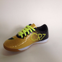 Tenis Futsal Nike Cr7 Infantil