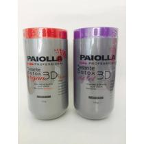 Paiolla Selante Btx Argan 3d + Violeta 3d 6 E 7 Em 1 - 1kg