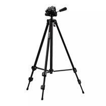 Tripode 1,27 Mtrs Con Bolso P Camara Fotos O Filmadora 1 Kg