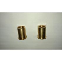 Bucha Quadro Elastico De Xtz 125 / Dt180/200 Bronze Lote 100