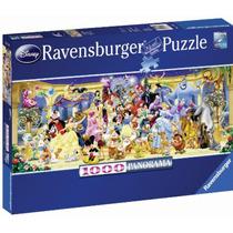Ravensburger Rompecabezas Panoramico Disney Mundo 1000 Pz