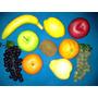 Frutas Y Hortalizas Grandes Decorativas Durazno