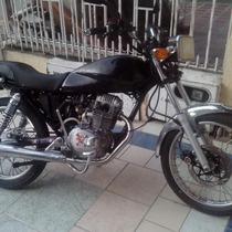 Moto Marca Jialing Color Negra