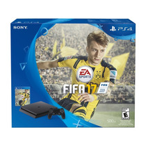 Ps4 Playstation 4 Slim Cuh2015a Fifa 17 Ou Uncharted 4