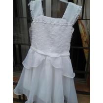 Precioso Vestido Xa Niña D 5 Años Forrado 550 Pesos