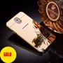 Case Bumper Espelho Galaxy Note 3 Neo 7502 N7505 + Pl Vidro