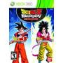 Dragon Ball Z Budokai Hd Collection - Xbox 360