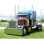 Parrillas Aluminio Para Camiones Ingen Cromado Tuning Inox