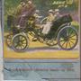 Antiguo Automovil Electrico Uruguay Figurita 1932 Vintage