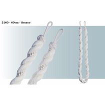 Abraçadeira Corda Para Cortinas - 01 Par