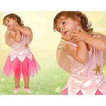 Disfraz De Hadita - Bailarina Y Flor De Niña