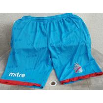 Ultimos!! Shorts De Juego Mitre Arsenal Temp.2010 L Y Xl