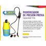 Pulverizador / Fumigador Giber 5 Lts ( Ing Maschwitz)