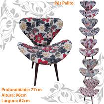 Poltrona Cadeira Decor Casa Apt Ambe Clinica Recepção Art Al