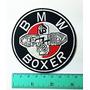 3 Patch Bmw Motorrad Motocicletas Boxeador Chaqueta De Mot