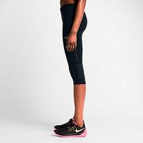 Pantalón 3/4 Nike Df Epic Run - Negro - 646245-010