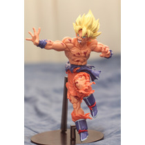 Figura Dragon Ball Z Goku Banpresto De Coleccion.