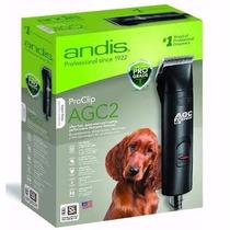Máquina De Tosar Cachorro Andis Agc2 Profissional 110v/220v