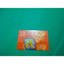 Cartão Pré Pago - Xuxa - Oi - Nº 717