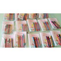30 Libritos Para Colorear Peppa Pig X30 Crayones