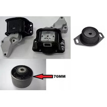 3 Coxim Calço Motor Hidraulico Cambio 307 C4 Pallas 2.0