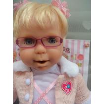 Boneca Baby Alive Miracle Baby,adora Doll Som Diferente