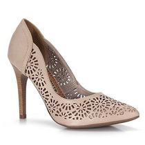 Sapato Scarpin Feminino Via Marte - Nude
