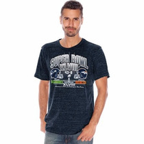 Seattle Seahawks - Camisa Super Bowl Xlviii