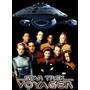 Star Trek: Voyager Serie Completa Dvd Latino Cajas