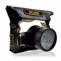 Capa Aquatica Prova Dágua Dicapac Cameras Profissionais Wps3