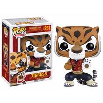 Funko Pop Kung Fu Panda - Tigress