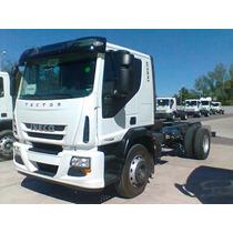 Camion Iveco Tector 170e25 0km Eurocargo