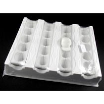 Modelador Plástico Coxinha E Risoli C/20