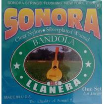 Cuerdas Para Bandola Llanera