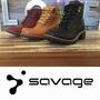 Savage Zapatos. Borcegos. Directo De Fabrica. Bor 170
