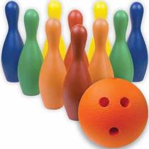 Multi-color De La Espuma Del Pin De Bolos Juego Con La Bola
