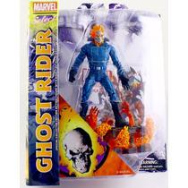 Ghost Rider Marvel Select Motoqueiro Fantsma Boneco