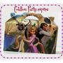 Souvenir Cumpleaños Bolsita Cajita Enredados / Rapunzel