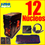 Pc Gamer 12 Nucleos A10, 8gb, 1tb, Computadora Cpu Juegos I5