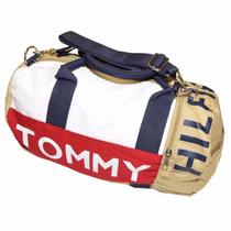 Bolso Tommy Hilfiger Mini Duffle Importado Usa Con Etiqueta.