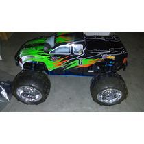Camioneta Monster Redcat Tornado 3.0 Cc Nitro R/c Escala 1:8