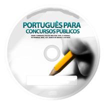 Português Para Concursos,redação,literatura N.ortogra+brinde