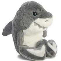 Tiburon Paton Taddle Toes Oso Peluche Aurora Importado 35 Cm