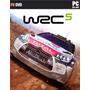 Wrc 5 Fia World Rally Championship (pc) (juego Fisico)