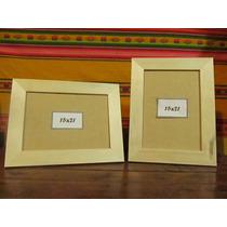 Portaretratos De Madera 6x9,10x15,13x18, (15x21),20x25,20x30